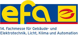 efa, 14. Fachmesse für Gebäude und Elektrotechnik, Licht, Klima und Automation
