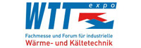Logo Messe WTT Expo Karlsruhe