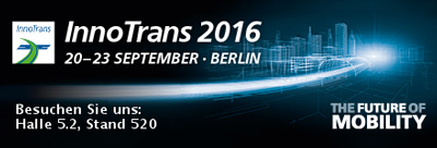 Logo Messe InnoTrans Berlin