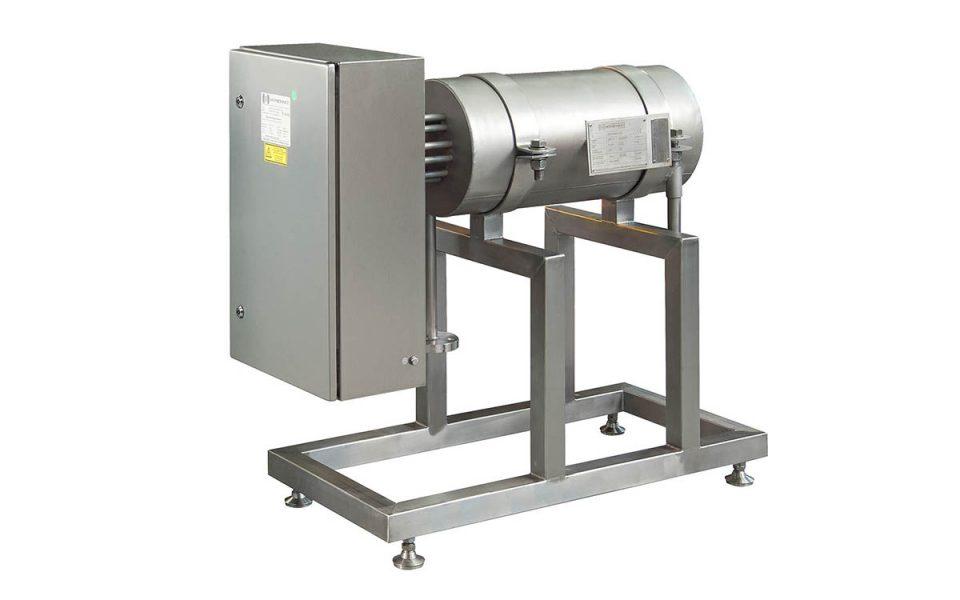 Durchlauferhitzer aluminiumvergossen