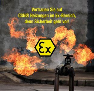 Ex-Gaslagerung-und-Verteilung- Schniewindt Aktion; Raumheizkörper